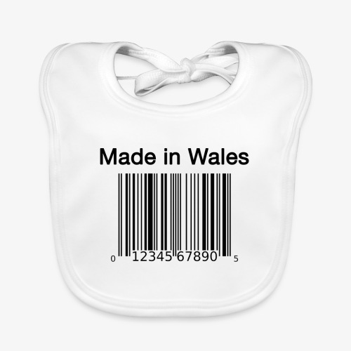 Made in Wales - Organic Baby Bibs