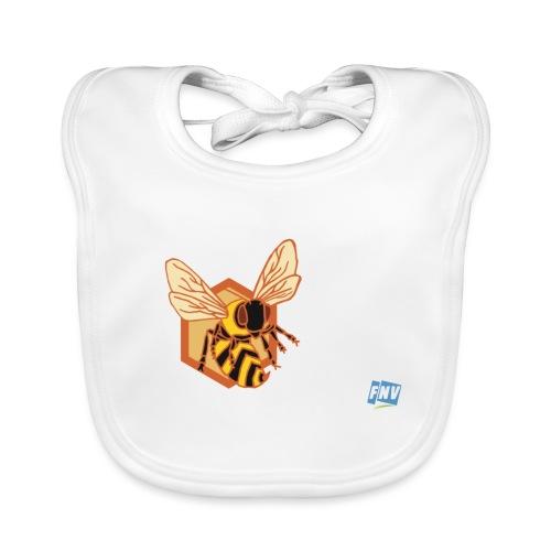 Bee United FNV - Bio-slabbetje voor baby's