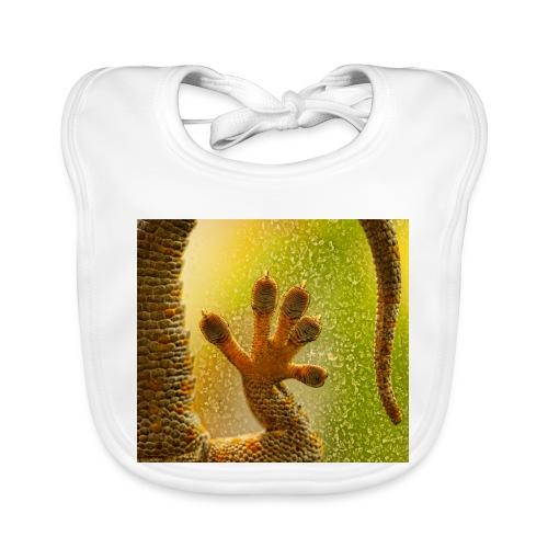 Gecko - Baby Organic Bib