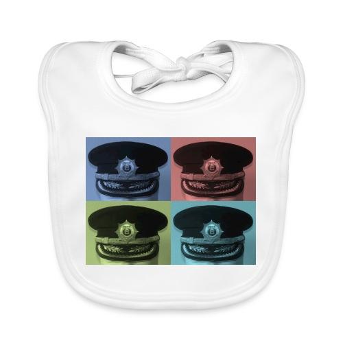 kepis - Babero de algodón orgánico para bebés