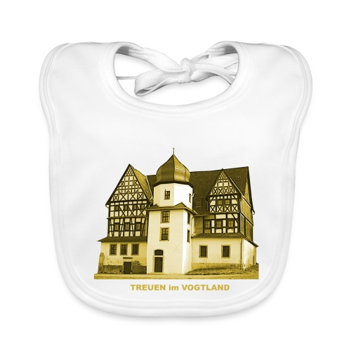 Treuen Schloss Vogtland Sachsen Treba - Baby Bio-Lätzchen