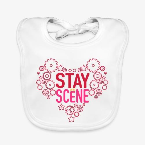 Stay on the Scene - Ekologisk babyhaklapp