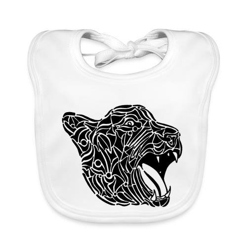 tigre tribal - Bavoir bio Bébé