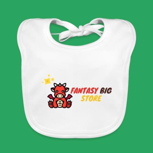 Fantasy big store - Bavaglino ecologico per neonato