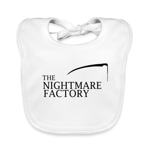 nightmare factory Nero png - Baby Organic Bib