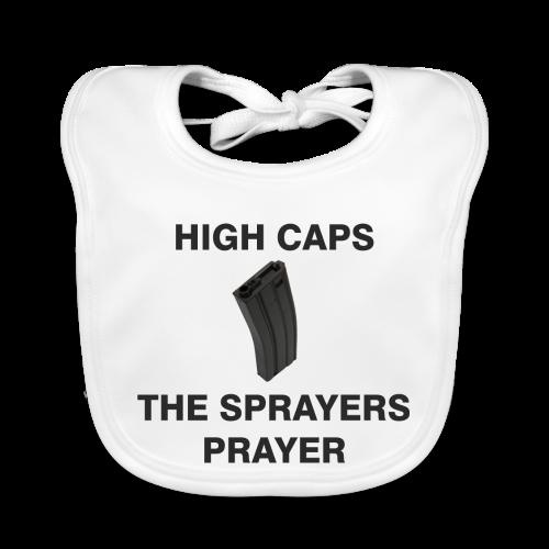 Sprayers Prayer - Bio-slabbetje voor baby's