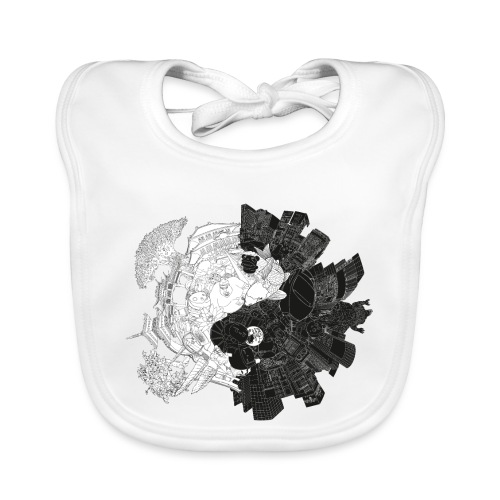 New Yin Old Yang - Baby Organic Bib