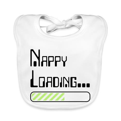 Nappy Loading - Baby Organic Bib