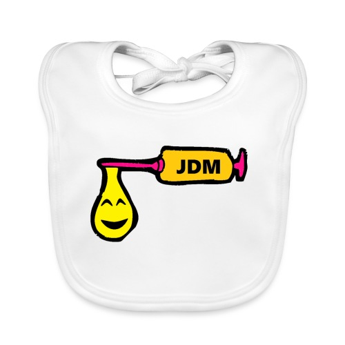 JDM ADDICTION - Organic Baby Bibs