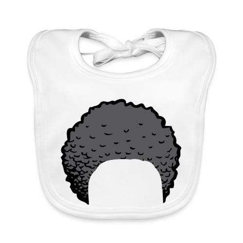 ZayDoItBest Afro Rockin' Case - Organic Baby Bibs