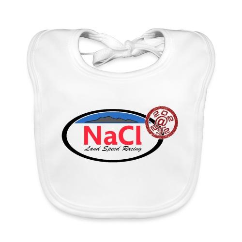 Logo NaCl - Bavoir bio Bébé