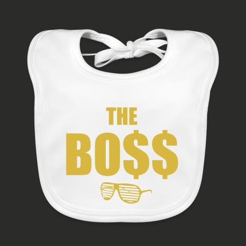 The Bo$$ Mens T-Shirt - Baby Organic Bib