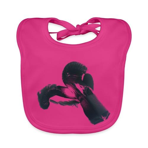 boxing gloves (Saw) - Baby Organic Bib