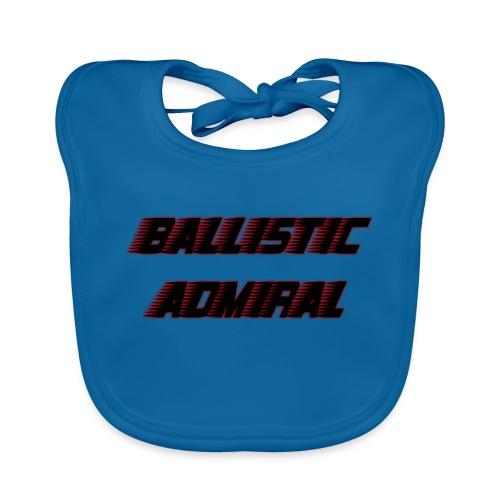 BallisticAdmiral - Bio-slabbetje voor baby's