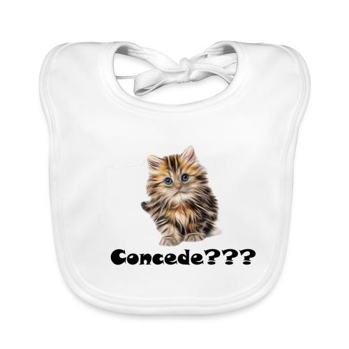 Concede kitty - Økologisk babysmekke
