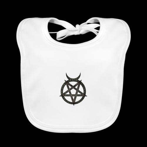 symbole - Bavoir bio Bébé