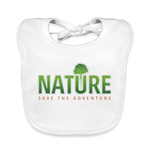 Aventura Natural - Babero ecológico bebé