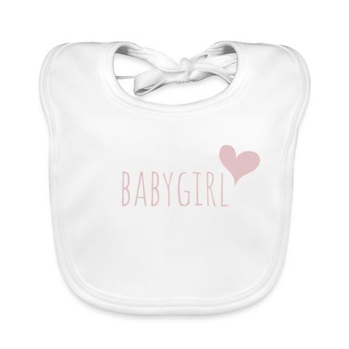 babygirl - Baby Bio-Lätzchen