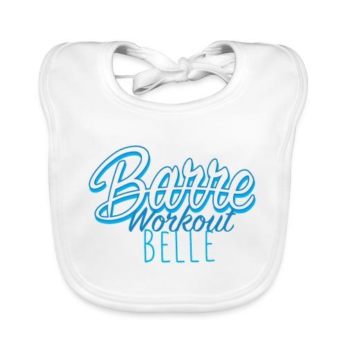 Barre Workout Belle - Bavaglino ecologico per neonato