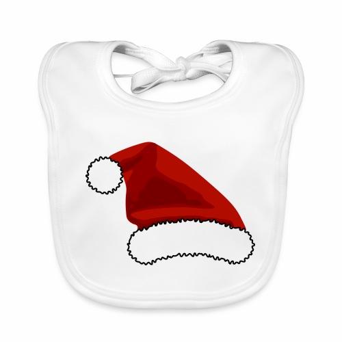 Joulutontun lakki - tuoteperhe - Vauvan luomuruokalappu