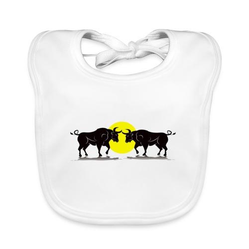 Taurus Bull - Baby Organic Bib