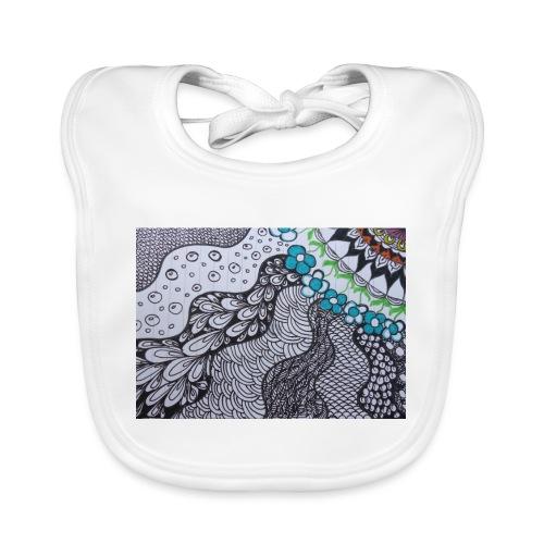 Pattern Contest #01 - Bavaglino ecologico per neonato