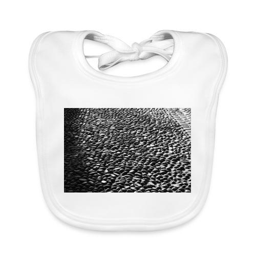 cobblestone shirt - Bio-slabbetje voor baby's