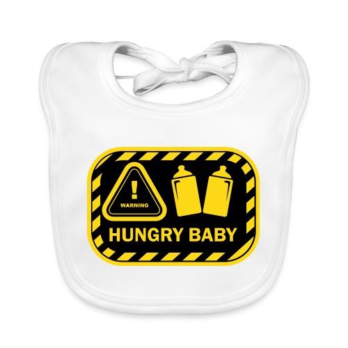Hungry baby 1 - Baby Bio-Lätzchen
