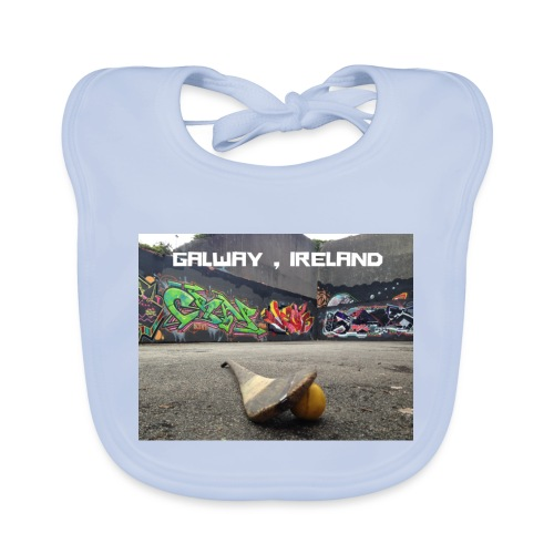 GALWAY IRELAND BARNA - Baby Organic Bib