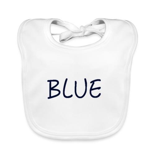 BLUE - Bio-slabbetje voor baby's