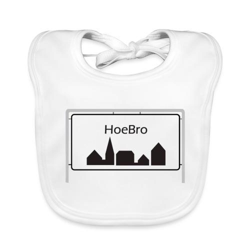 Hoebro - Baby økologisk hagesmæk