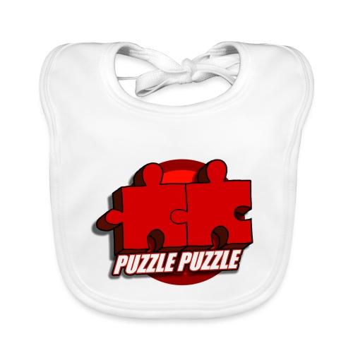 PuzzlePuzzle - Bavaglino ecologico per neonato