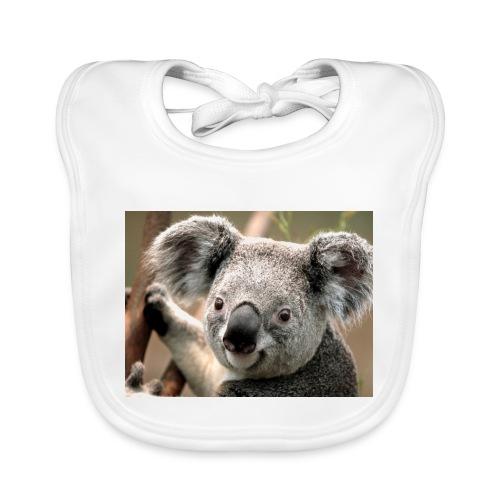 Koala - Bavoir bio Bébé