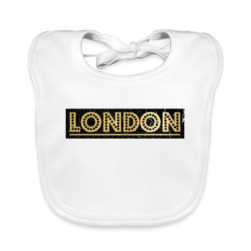 LONDON - Baby Organic Bib