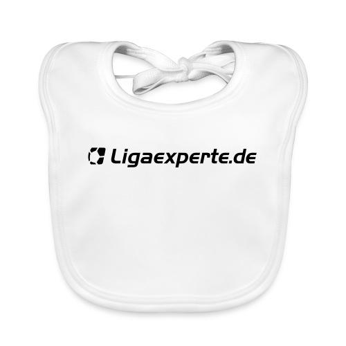 ligaexperte logo schriftzug fertig - Baby Bio-Lätzchen