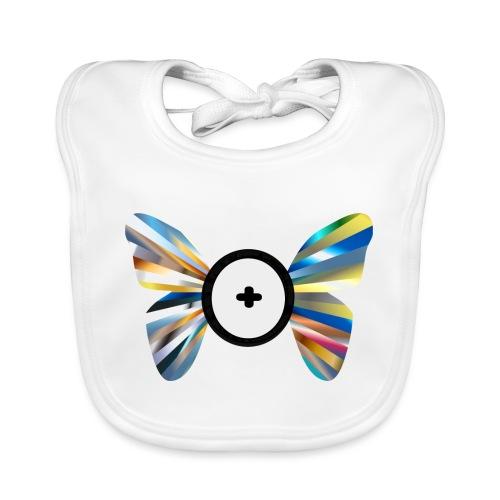 Butterfly Trans-Evolution - Bavaglino ecologico per neonato