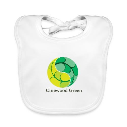 Cinewood Green - Organic Baby Bibs