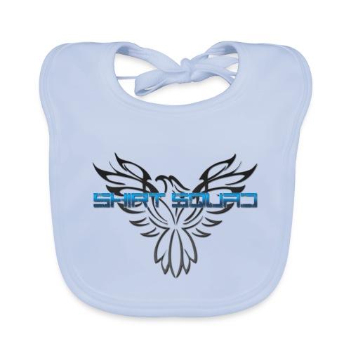 Shirt Squad Logo - Baby Organic Bib