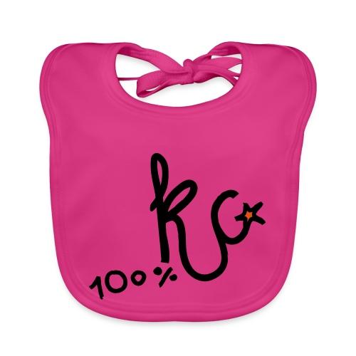 100%KC - Bio-slabbetje voor baby's