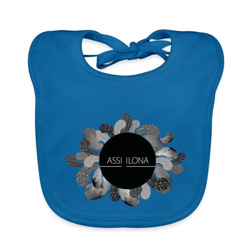 Assi Ilona naisten t-paita - Vauvan luomuruokalappu