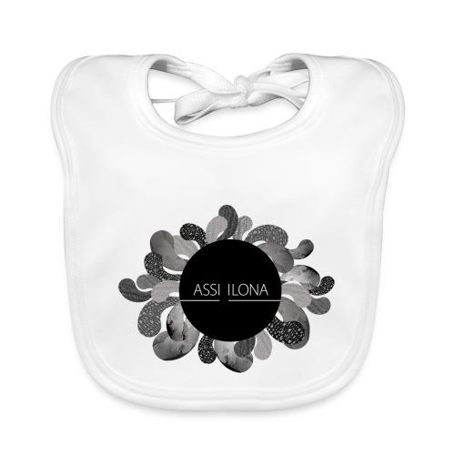 Assi Ilona vauvan paita - Vauvan luomuruokalappu