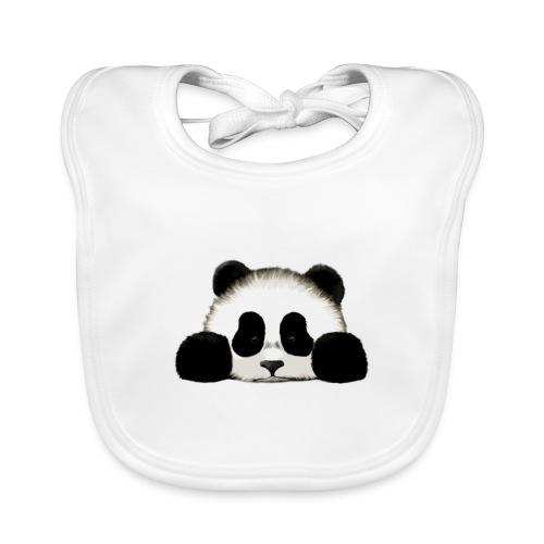 panda - Baby Organic Bib