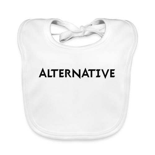 Im T-shirt White - Ekologiczny śliniaczek