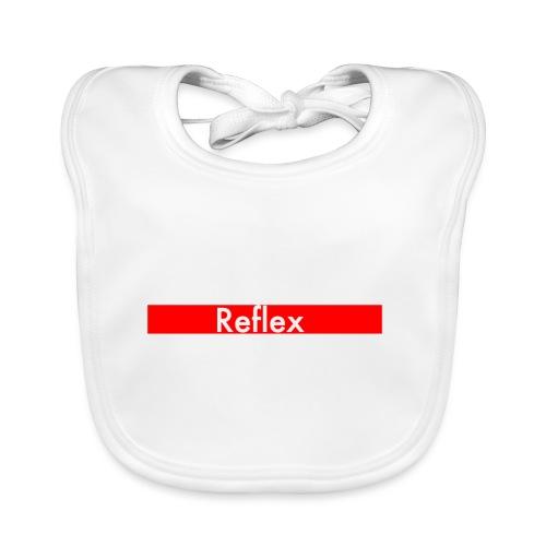 Reflex Logo - Organic Baby Bibs