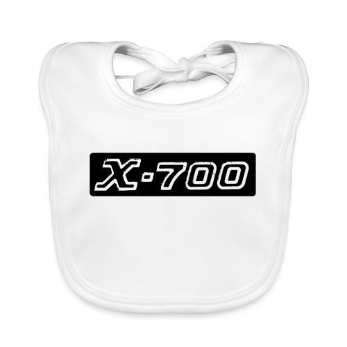 Minolta X-700 - Bavaglino ecologico per neonato