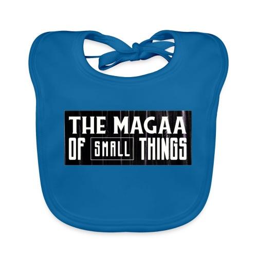 The magaa of small things - Organic Baby Bibs