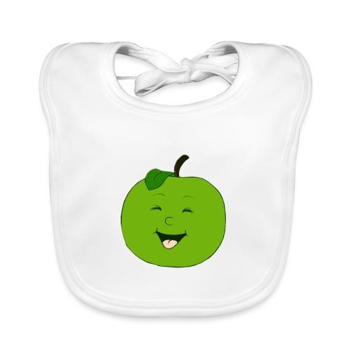Apfel - Baby Bio-Lätzchen
