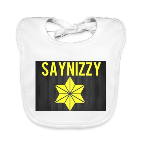 Say nizzy - Baby Organic Bib