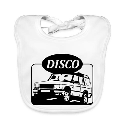 Landie Disco - Autonaut.com - Organic Baby Bibs
