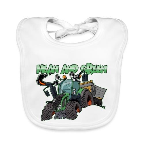 F 718Vario mean and green - Bio-slabbetje voor baby's